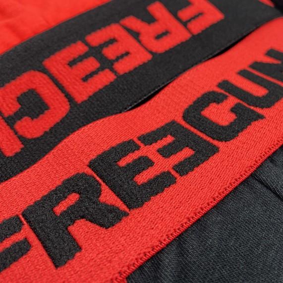 Lot de 6 Boxers Homme Coton (Boxers) Freegun chez FrenchMarket