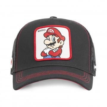 Casquette Trucker Super Mario (Casquettes) Capslab chez FrenchMarket