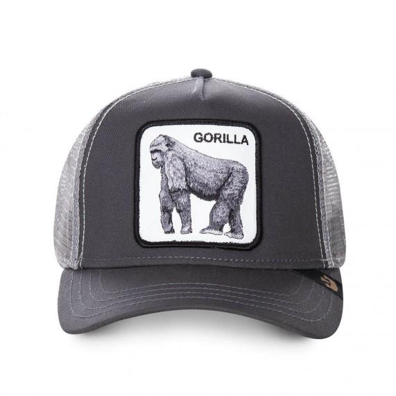 Casquette Trucker GORILLA - Gorille (Casquettes) Goorin Bros chez FrenchMarket