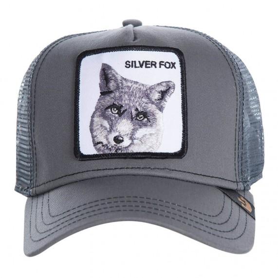 Casquette Trucker Silver Fox (Casquettes) Goorin Bros chez FrenchMarket