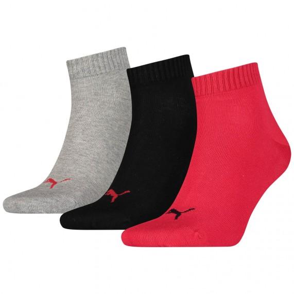 Chaussettes Unies trois-quart (Chaussettes de sport) PUMA chez FrenchMarket