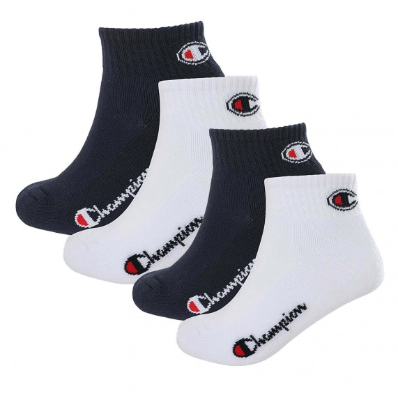 Chaussettes Tiges Courtes Essential Fashion Lot de 2 (Chaussettes de sport) Champion chez FrenchMarket