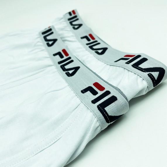 Boxers Homme Coton Pack de 2 (Boxers) Fila chez FrenchMarket