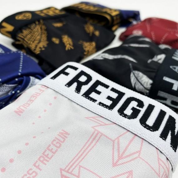 Lot de 6 Shorties Fille (Boxers/Shorty) Freegun chez FrenchMarket