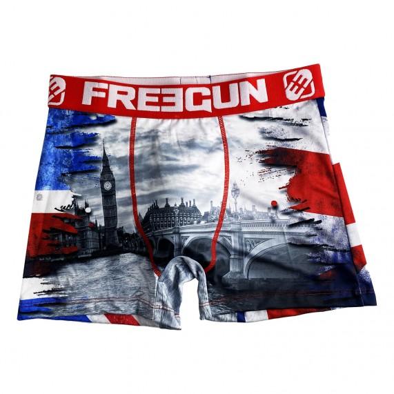 Boxer Homme Drapeau Union Jack (Boxers) Freegun chez FrenchMarket
