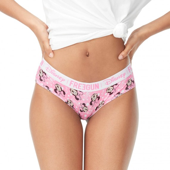 Lot de 2 Boxers Freegun Femme Disney Minnie Mouse (Boxers) Freegun chez FrenchMarket