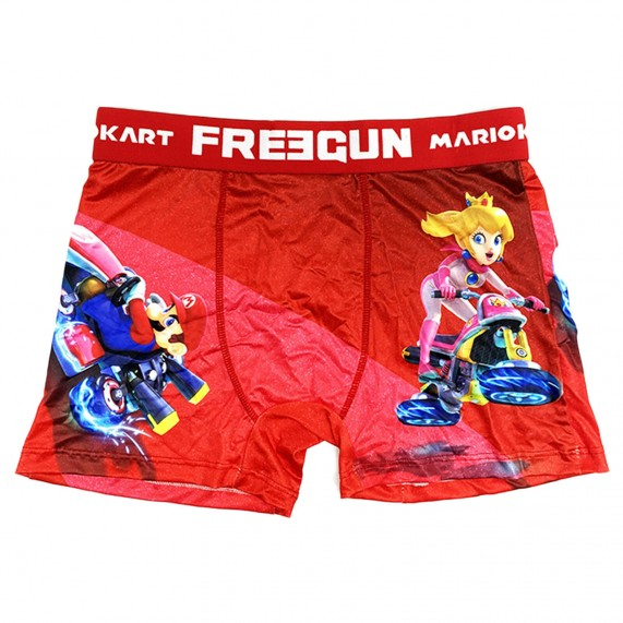 Boxers Homme Mario Kart (Boxers) Freegun chez FrenchMarket