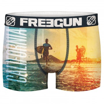 Boxer Homme California Summer (Boxers) Freegun chez FrenchMarket