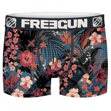 Boxer Homme Fleurs (Boxers) Freegun chez FrenchMarket