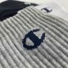 Chaussettes Hautes Crew Logo Lot de 3 (Chaussettes de sport) Champion chez FrenchMarket