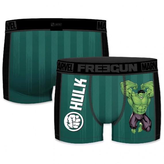 Boxers Homme Aktiv Sport Marvel Pack de 5 (Boxers) Freegun chez FrenchMarket