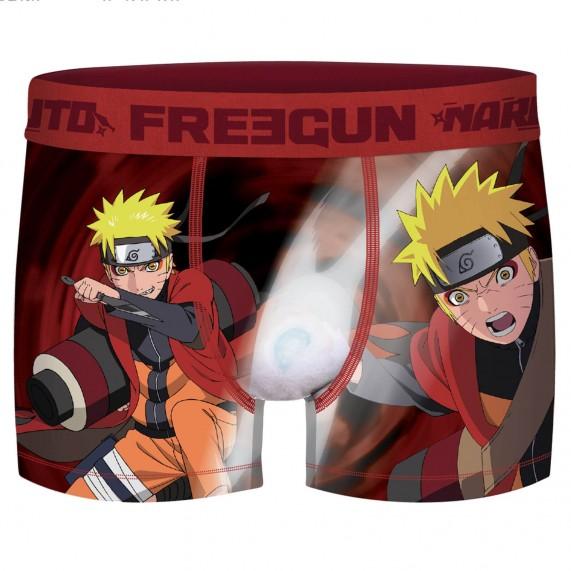 Lot de 4 Boxers Homme Naruto (Boxers) Freegun chez FrenchMarket
