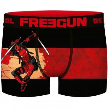 Boxer Homme DEADPOOL Marvel (Boxers) Freegun chez FrenchMarket