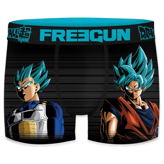 Boxer Garçon Dragon Ball Super (Boxers) Freegun chez FrenchMarket