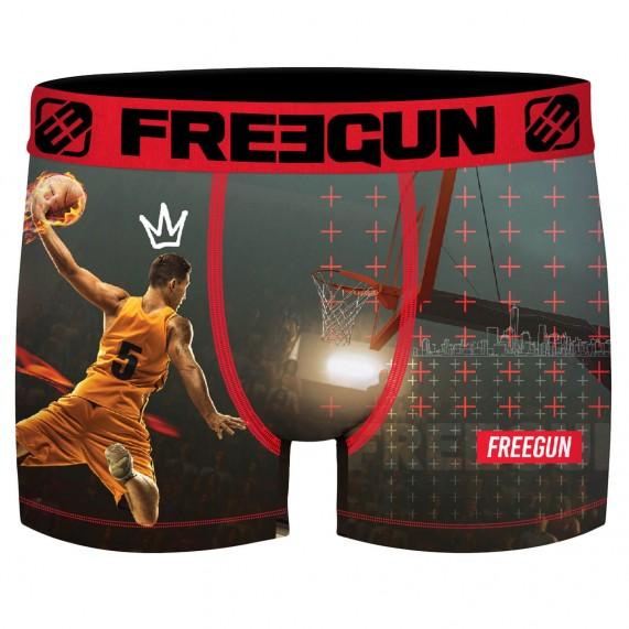 Lot de 6 boxers FREEGUN Homme Photo Sport (Boxers) Freegun chez FrenchMarket