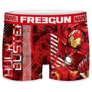 Boxer Iron Man Homme Marvel (Boxers) Freegun chez FrenchMarket