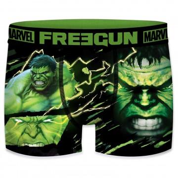 Boxer Freegun Homme Marvel Hulk (Boxers) Freegun chez FrenchMarket