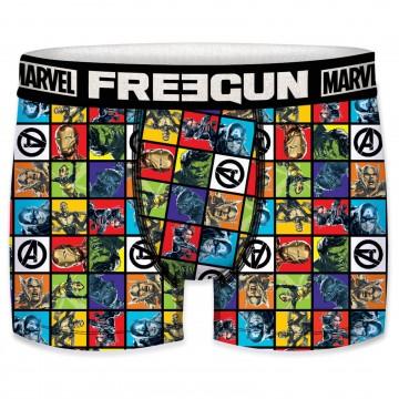 Boxer Homme Marvel Avengers Endgame (Boxers) Freegun chez FrenchMarket
