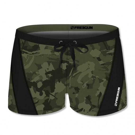 Maillot de Bain Homme Camouflage Militaire (Maillots de bain) Freegun chez FrenchMarket