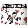 Lot de 4 Boxers FREEGUN Bébé Pack Sport (Boxers) Freegun chez FrenchMarket