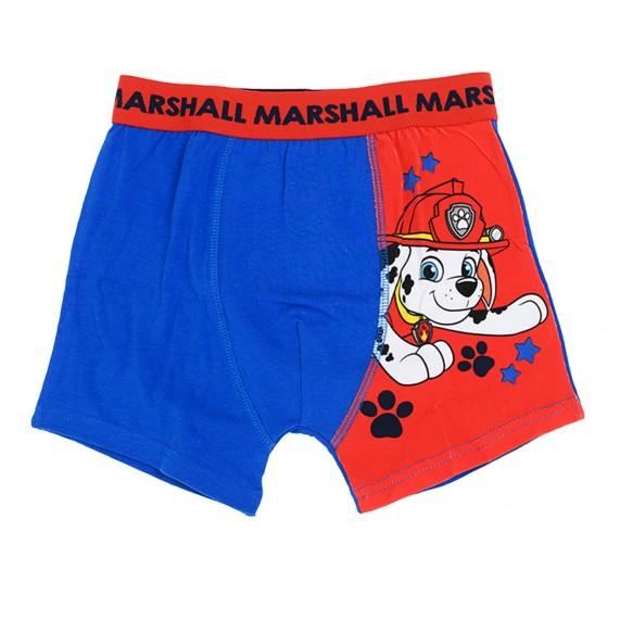 La Pat' Patrouille - Lot de 2 Boxers Coton Garçon (Boxers) French Market chez FrenchMarket