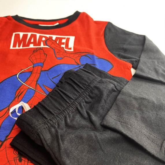 Spider-Man - Ensemble de Pyjama Long Garçon (Ensembles de Pyjama) French Market chez FrenchMarket