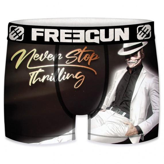 Boxer Homme Thriller Michael Jackson (Boxers) Freegun chez FrenchMarket