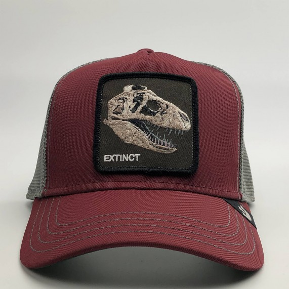 Casquette Trucker Extrinct Dinosaure (Casquettes) Goorin Bros chez FrenchMarket
