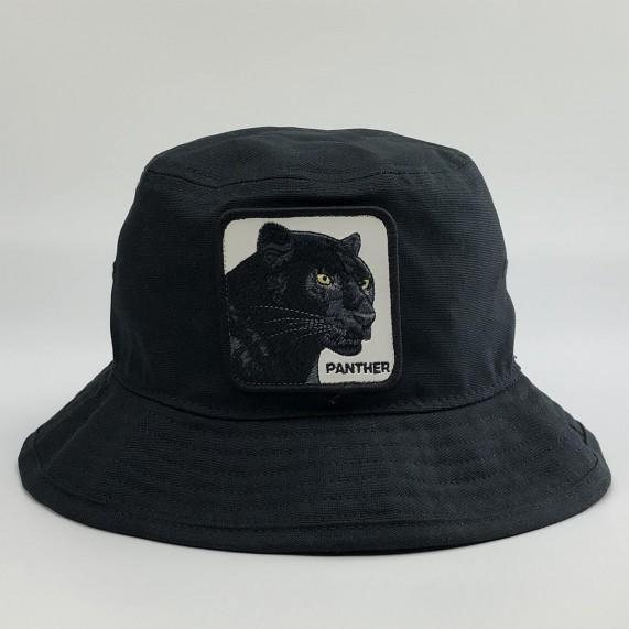 Chapeau Bob PANTHER - Panthère Noire (Bobs) Goorin Bros chez FrenchMarket