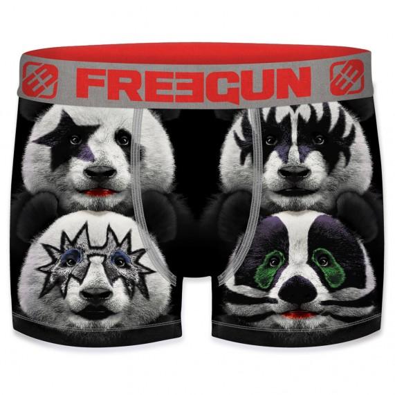 Lot de 6 Boxers Homme Premium (Boxers) Freegun chez FrenchMarket