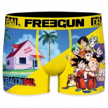 Boxer Homme Dragon Ball (Boxers) Freegun chez FrenchMarket