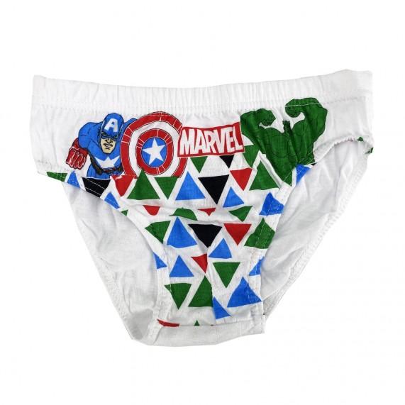 Avengers MARVEL - Lot de 3 Slips Coton Garçon (Slips) French Market chez FrenchMarket