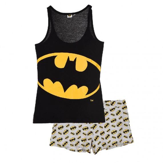 Pyjama Débardeur Femme Batman en Coton (Ensembles de Pyjama) French Market chez FrenchMarket