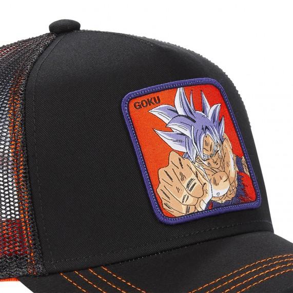Casquette Dragon Ball Super San Goku pour Homme (Casquettes) Capslab chez FrenchMarket