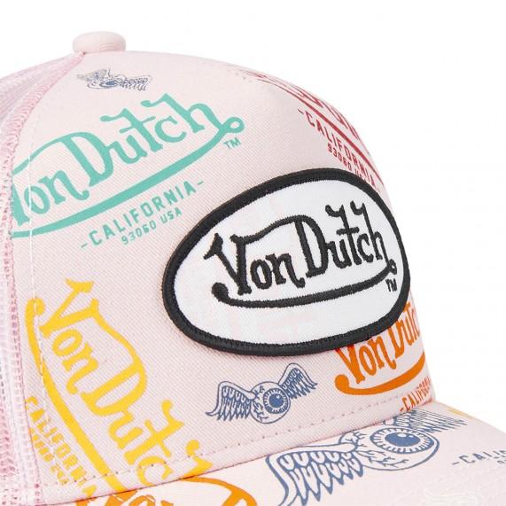 Casquette Von Dutch Trucker Graphity (Casquettes) Von Dutch chez FrenchMarket