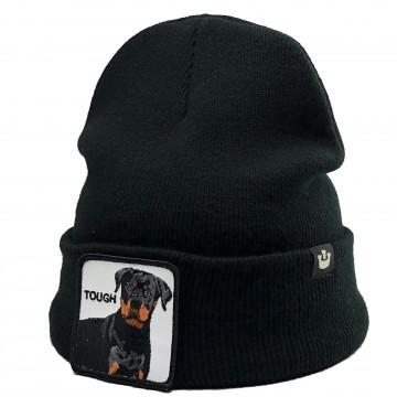 Bonnet Homme Chien Rottweiler - TOUGH (Bonnets) Goorin Bros chez FrenchMarket