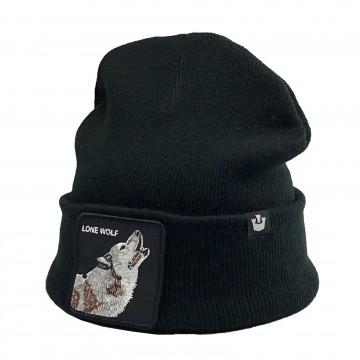 Bonnet Homme Loup - WOLF (Bonnets) Goorin Bros chez FrenchMarket