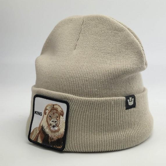 Bonnet Homme Lion - KING (Bonnets) Goorin Bros chez FrenchMarket