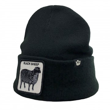 Bonnet Homme Mouton - BLACKSHEEP (Bonnets) Goorin Bros chez FrenchMarket