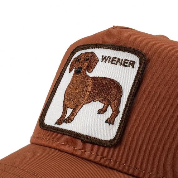 Casquette Trucker Wiener Dawg (Casquettes) Goorin Bros chez FrenchMarket