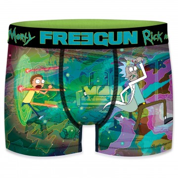 Boxer Homme Rick and Morty Messed Up (Homme) Freegun chez FrenchMarket