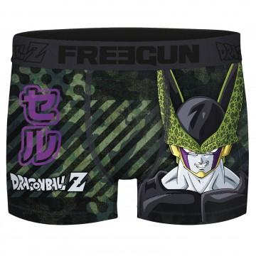Boxer Homme Dragon Ball Z Cell (Boxers) Freegun chez FrenchMarket