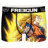 Boxer Homme Dragon Ball Z Super Saiyan (Boxers) Freegun chez FrenchMarket