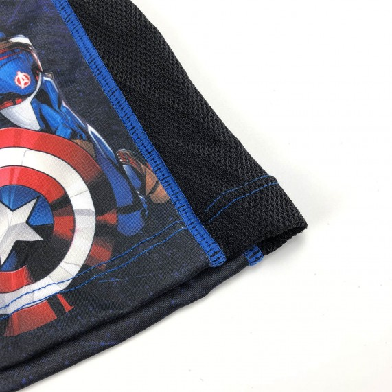 Boxer Homme Aktiv Sport Marvel Captain America (Boxers) Freegun chez FrenchMarket