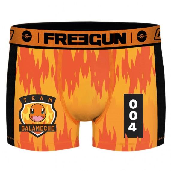 Lot de 3 Boxers Homme Pokemon Aktiv Sport (Boxers) Freegun chez FrenchMarket