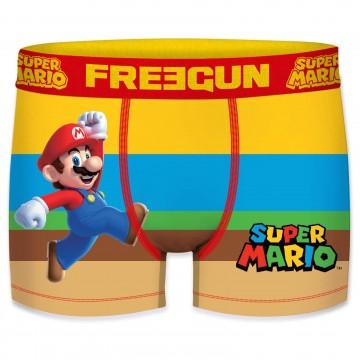 Boxer Homme Super Mario Bros (Boxers) Freegun chez FrenchMarket