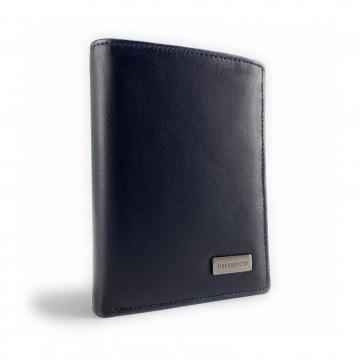 Portefeuille en Cuir - 2 Volets - Taille 12cm*9cm (Portefeuilles) Elephant d'Or chez FrenchMarket