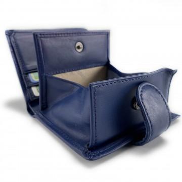 Porte Monnaie Carte et Billet en cuir (Porte-monnaie) Elephant d'Or chez FrenchMarket