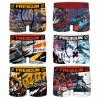 Lot de 6 Boxers Homme Sport & StreetLife (Boxers) Freegun chez FrenchMarket