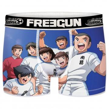 Boxers Homme Captain Tsubasa Team (Boxers) Freegun chez FrenchMarket